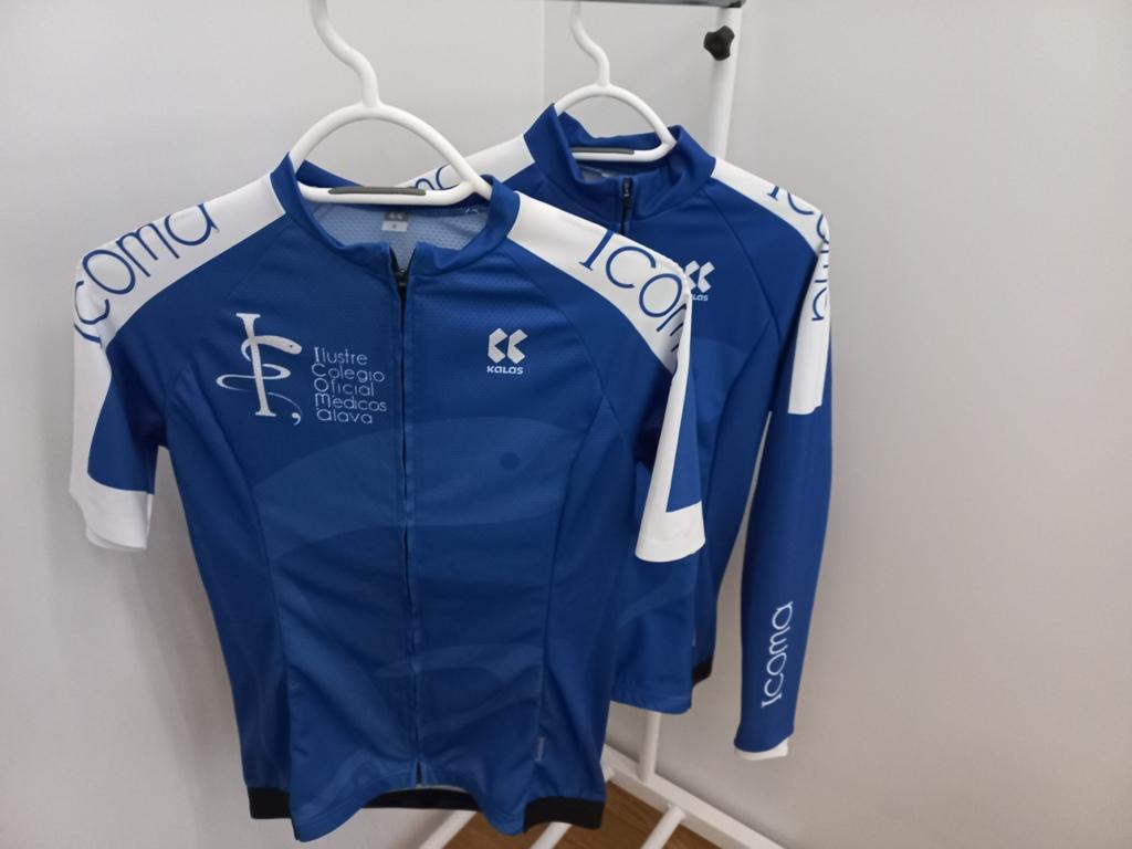 El equipo ciclista del ICOMA disputará en Castellón el Campeonato de España para Médicos